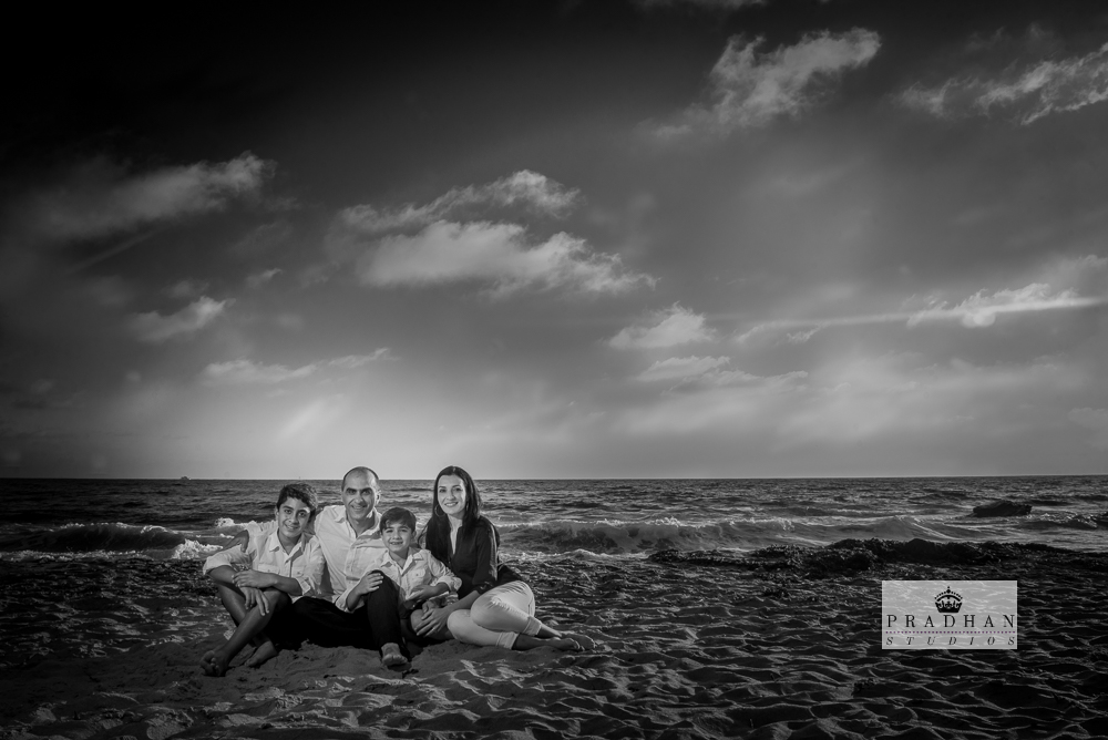 family photography at Crystal cove